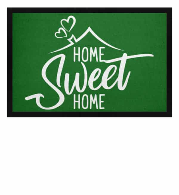 Home Sweet Home - Fußmatte mit Gummirand-718