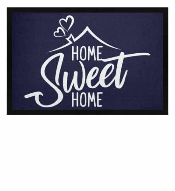 Home Sweet Home - Fußmatte mit Gummirand-198