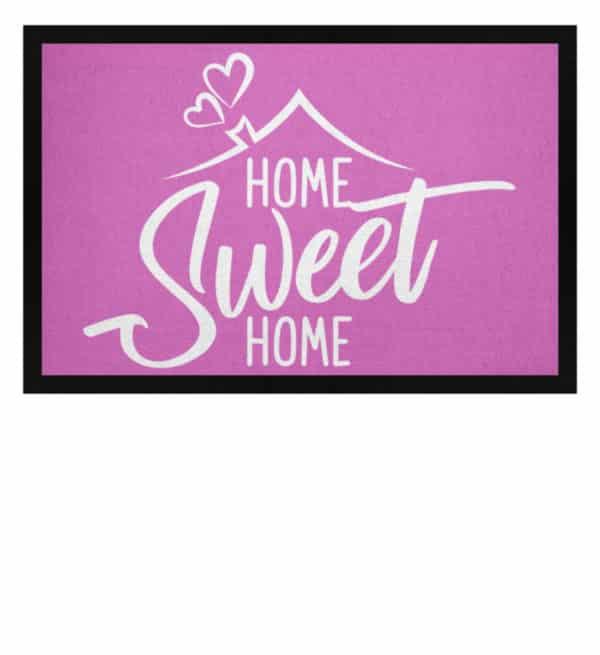 Home Sweet Home - Fußmatte mit Gummirand-5759